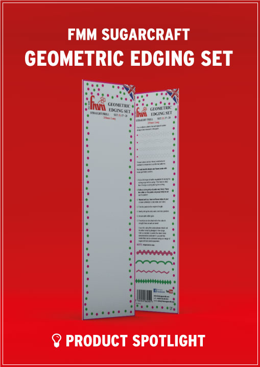FMM Geometric Edging Tappits