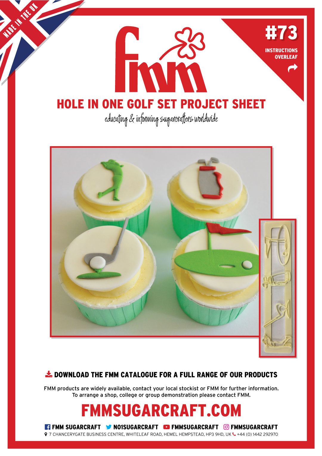 Hole in One Golf, Project Sheet 73