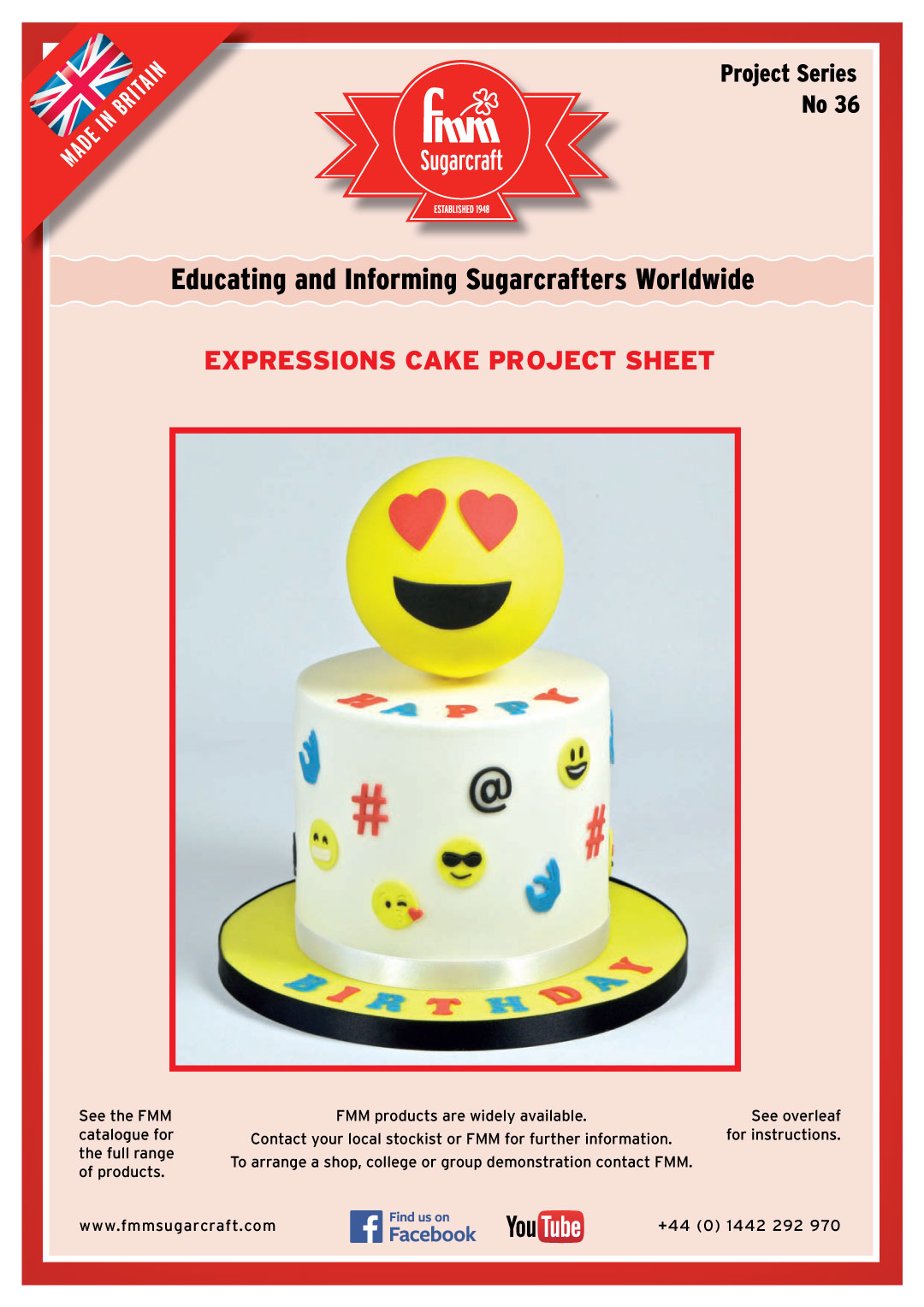 Make an Expressions Cake
