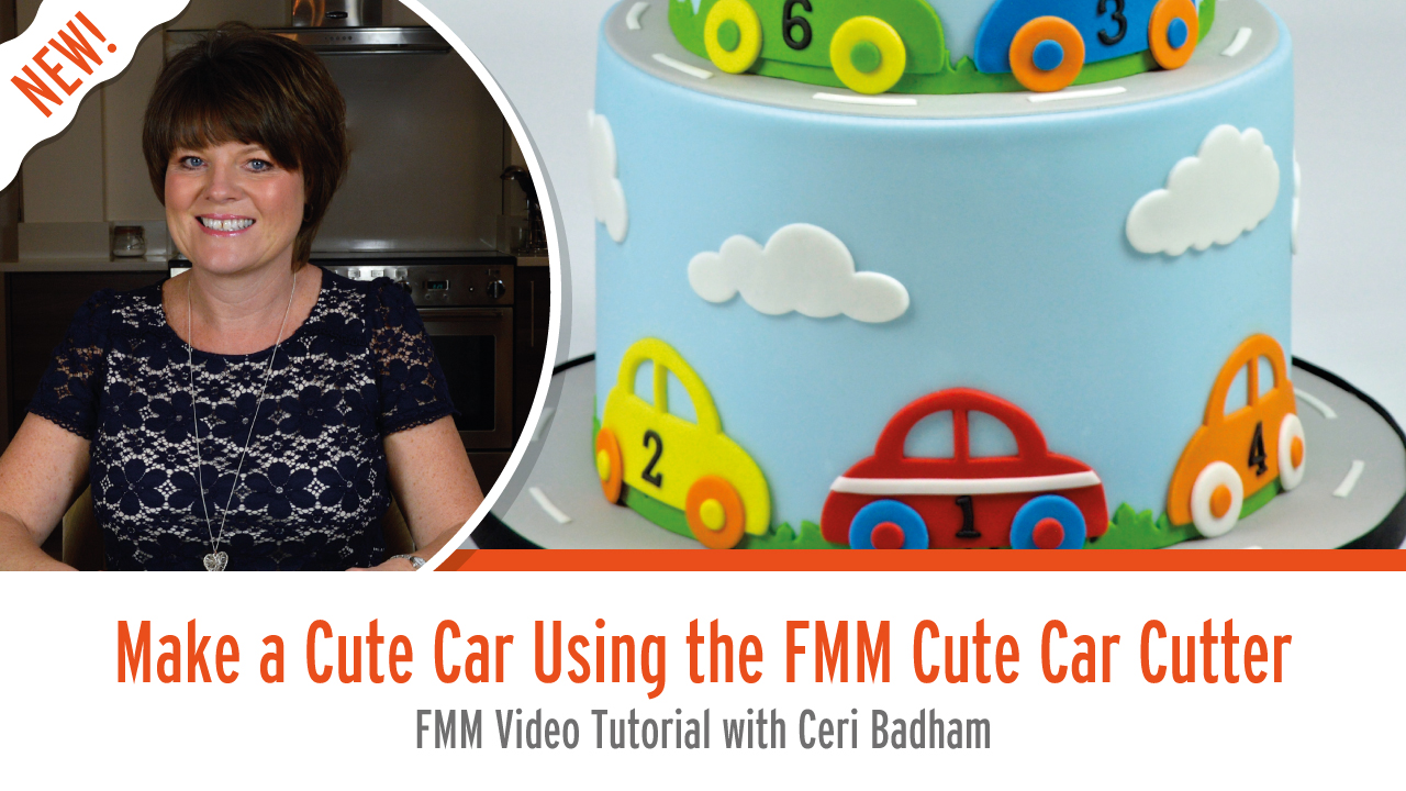 How to make a Cute Car Using the FMM Cute Car Cutter