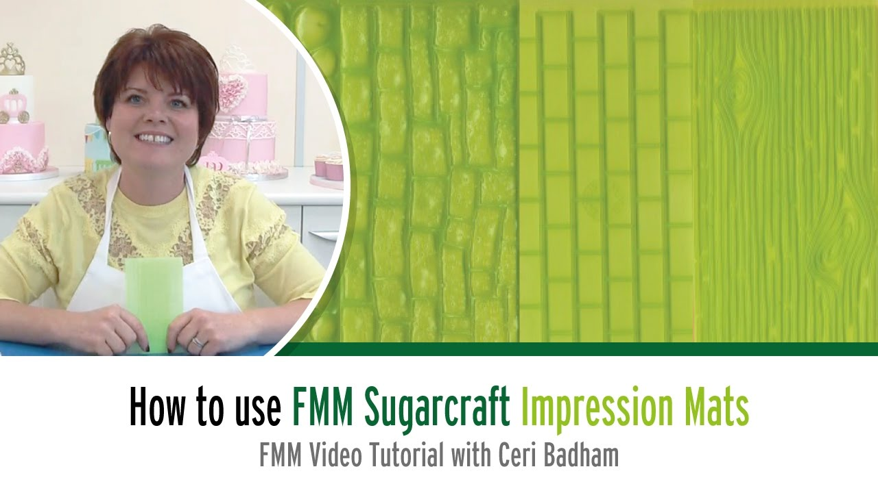 How to use the FMM Impression Mats with Ceri Badham