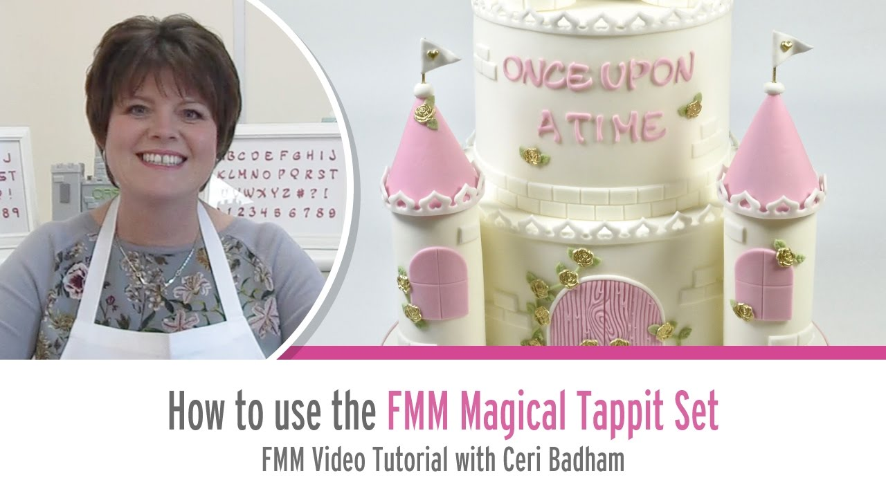 How to use the FMM Magical Tappit Set with Ceri Badham