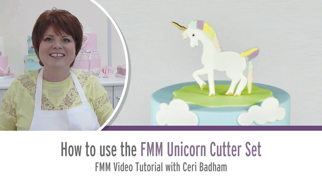 How to use the FMM Unicorn Cutter with Ceri Badham